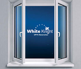 upvc window frame